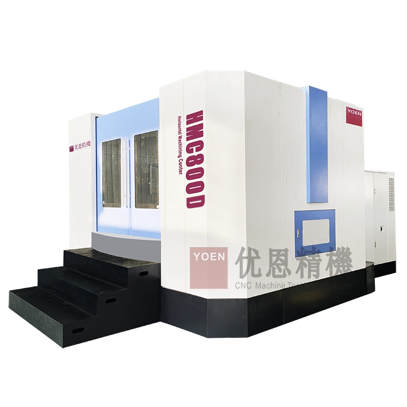 HMC500D 卧式加工中心 (倒T)