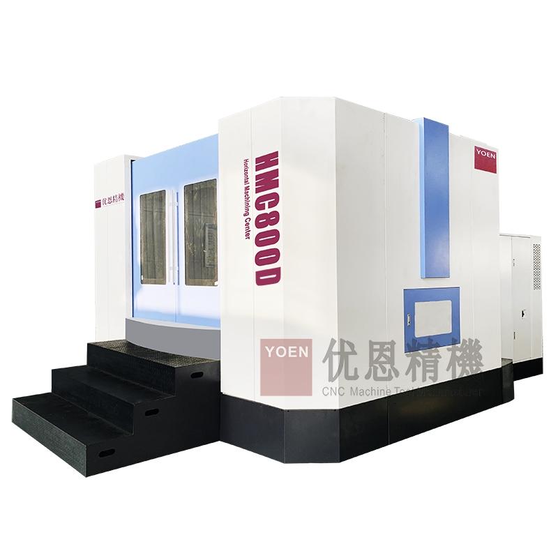 HMC630D 卧式加工中心(倒T)