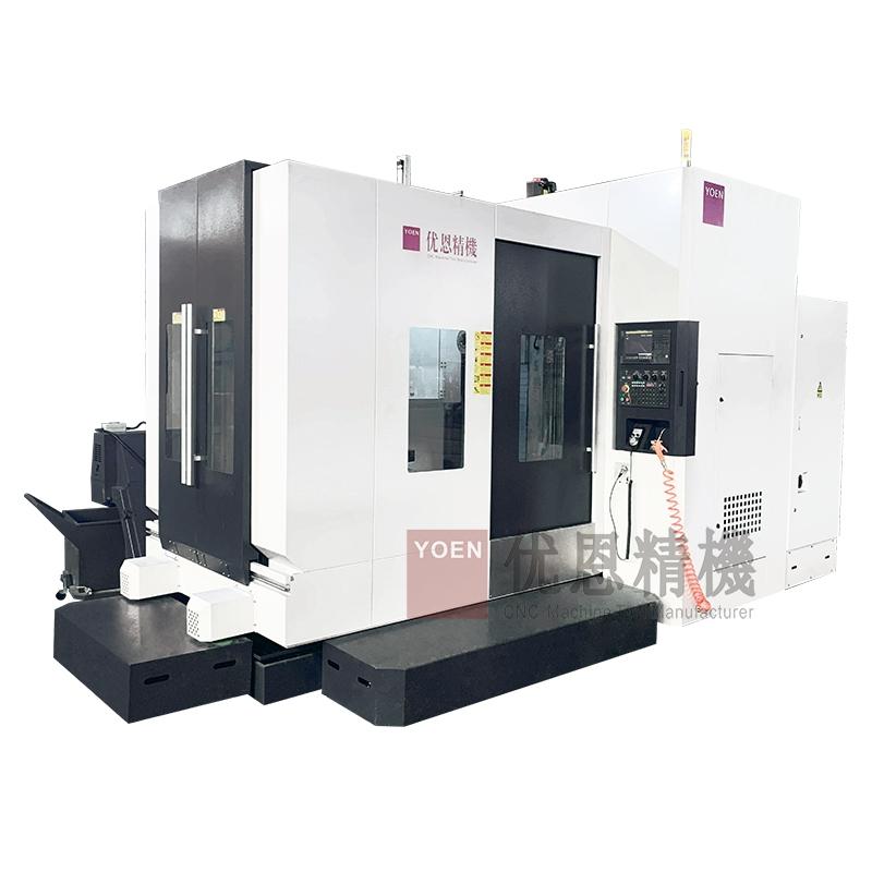 HMC500 卧式加工中心(正T)